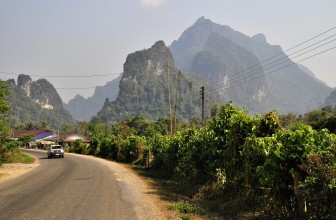 Laos – a perfect destination for a motorcycle journey
