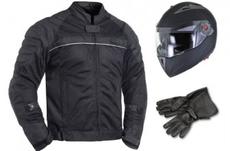 5 Pieces of Motorcycle Riding Gear You Absolutely Need